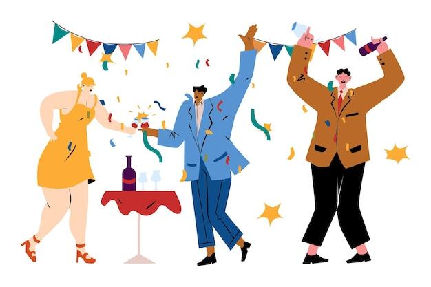 Celebrazione della festa del vino
