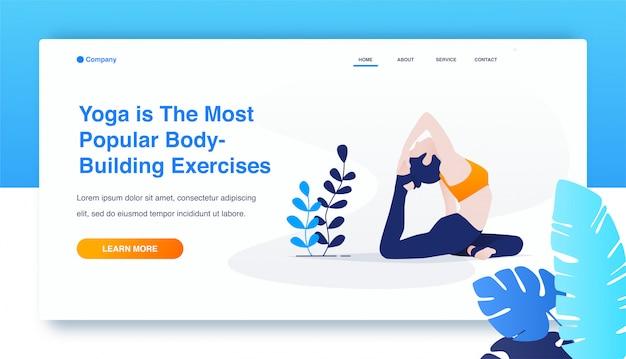 Yoga donna
