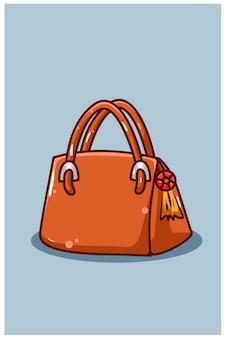 Fumetto di borse moda donna