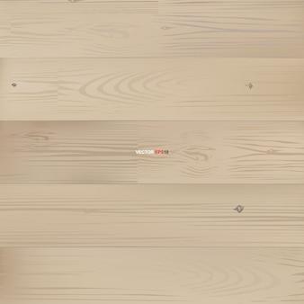 Modello in legno e texture per lo sfondo. illustrazione vettoriale.