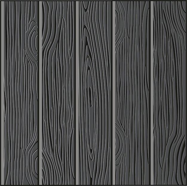 Modello di assi di legno.