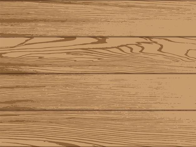 Priorità bassa di struttura di legno, illustrazione vettoriale