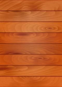 Priorità bassa di struttura di legno con assi o tavole di legno duro marrone scuro