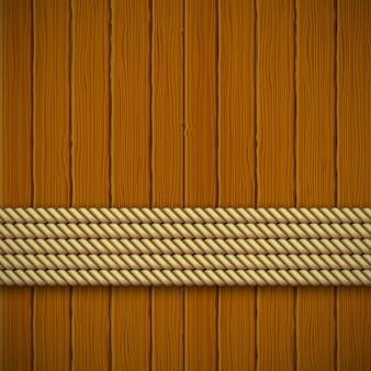 Struttura in legno.