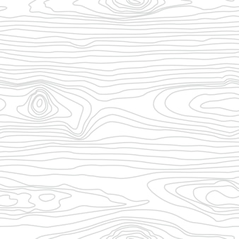Gli elementi della venatura del legno strutturano l'illustrazione senza cuciture di vettore del modello