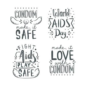 Citazioni scritte per la giornata mondiale contro l'aids