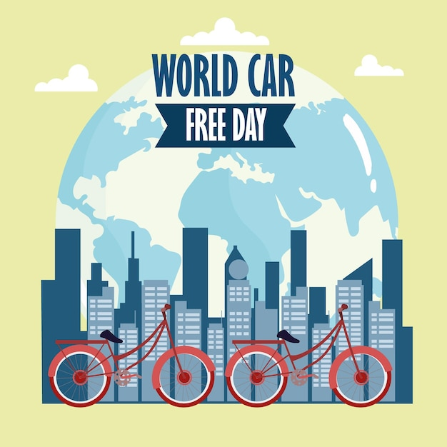 Mondo senza auto