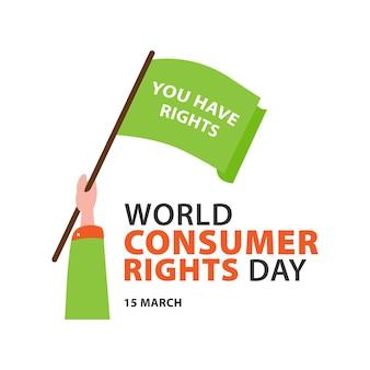 Giornata mondiale dei diritti dei consumatori 15 marzo