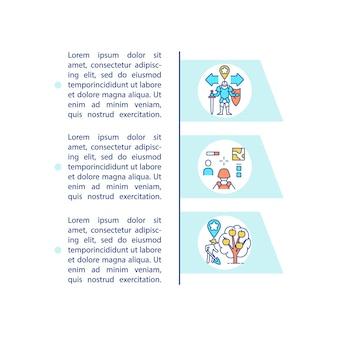 Progettazione mondiale per icona di concetto di videogiochi con illustrazione di testo