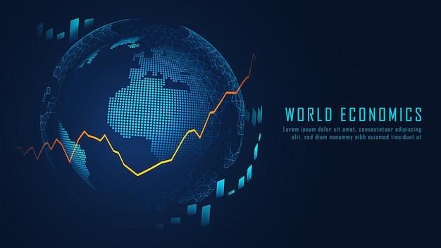 Finanziario economico mondiale