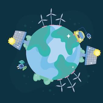 Mondo ed energia verde