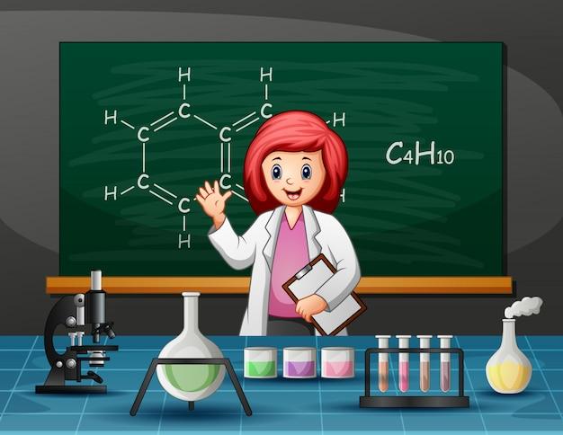 Giornata mondiale della scienza con donne scienziate