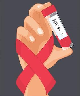 Giornata mondiale della salute sessuale sfondo, stile cartoon