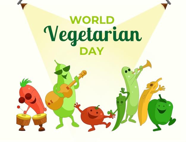Giornata mondiale vegetariana