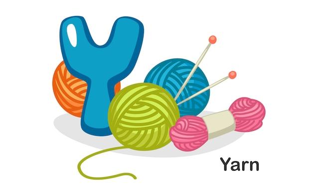 Y per yarn