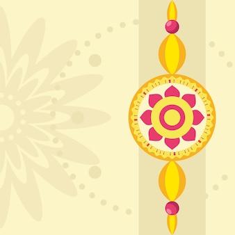Accessorio braccialetto giallo