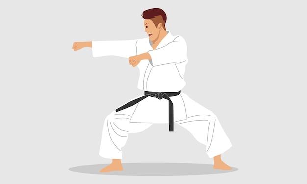 Karate del giovane