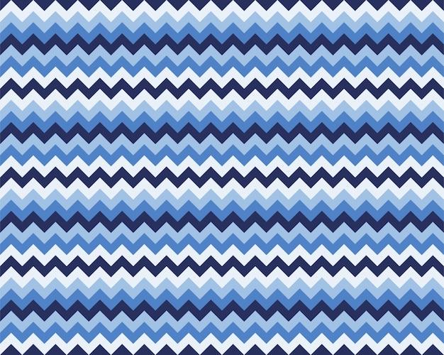 Motivo a zig-zag senza soluzione di continuità. colore di sfondo a zig zag.
