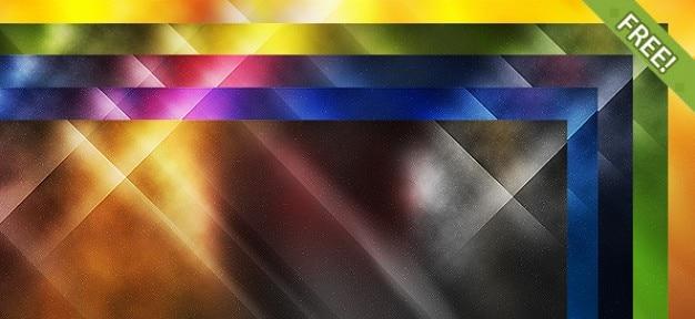 10 gratis abstract achtergronden