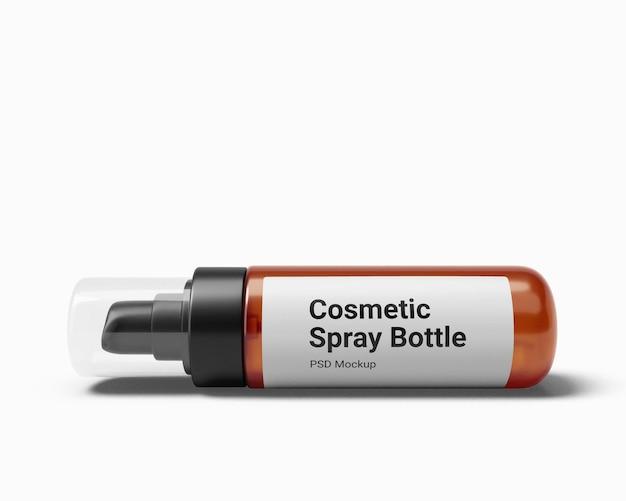 100 ml cosmetische spuitfles mockup