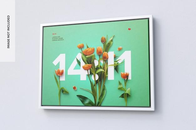 11:14 frame mockup