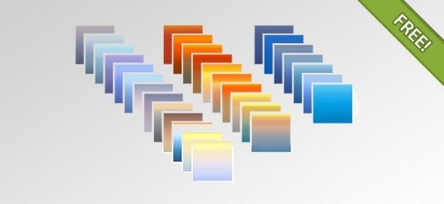30 photoshop gradientes