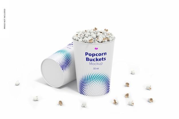 32 oz popcorn emmers mockup