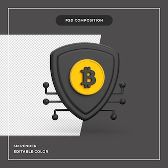 3d bitcoin cryptovaluta