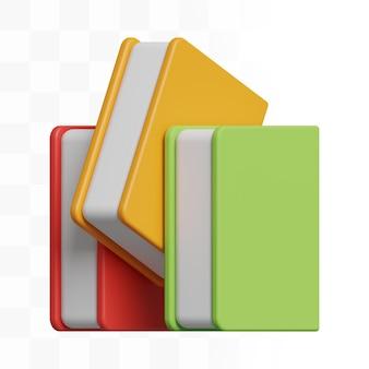 3d boek