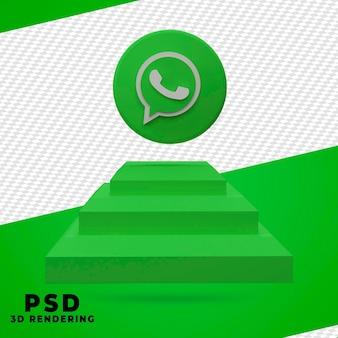 3d-box whatsapp-weergave