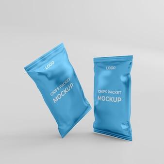 3d-chippakketmodel