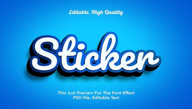 3d-lettertype effect mockup
