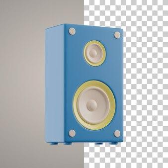 3d-luidspreker