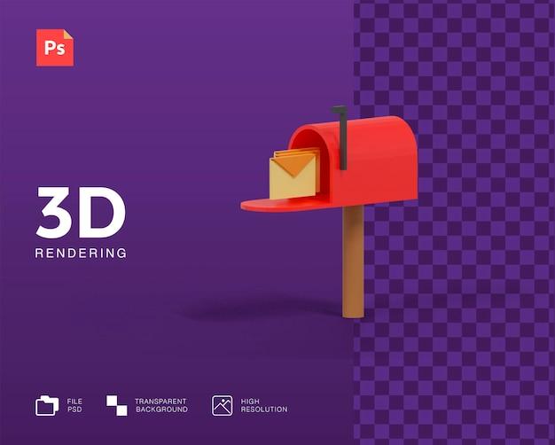 3d-mailboxpictogram