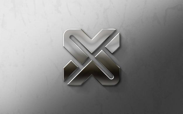 3d-moderne logo mockup