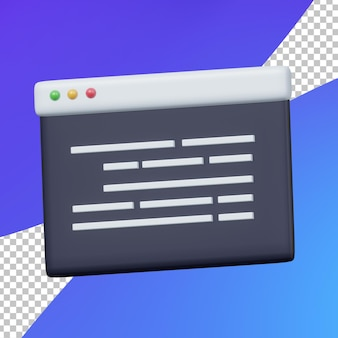 3d-programmeercode