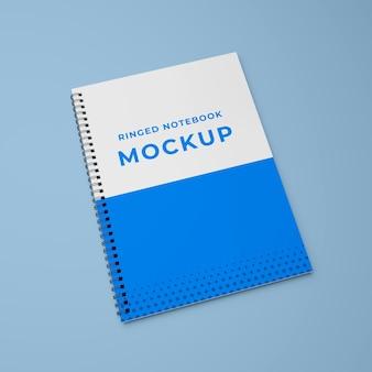 3d-realistisch geringd notebookmodel