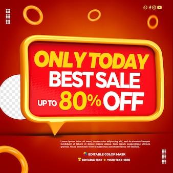 3d-tekstvak beste verkoop over met tot 80 procent korting