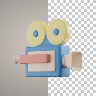 3d-videocamera