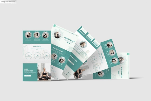 3d-webweergave mockup-ontwerp