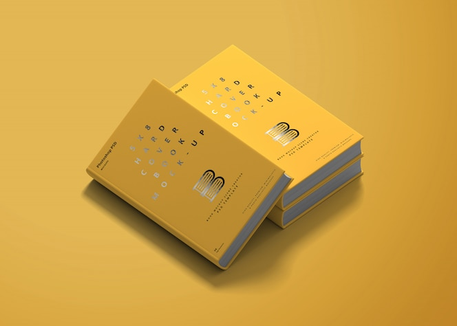 5x8 hardcover boekmodel