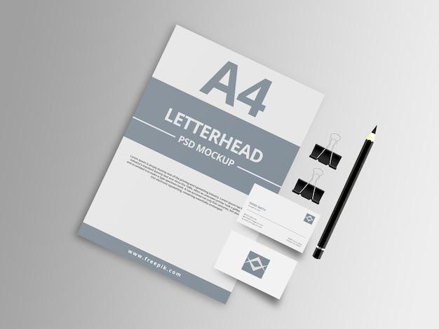A4-flyermodel