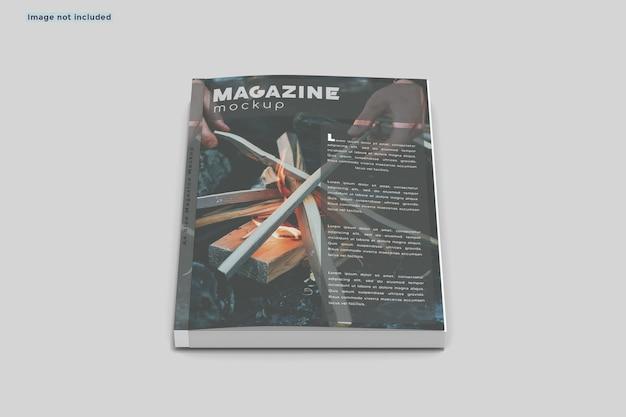 A4-tijdschriftmodel