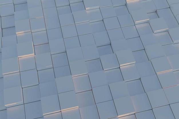Abstracte vierkante achtergrond