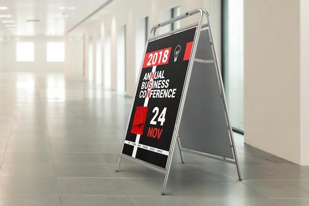 Advertentiemodel voor reclame