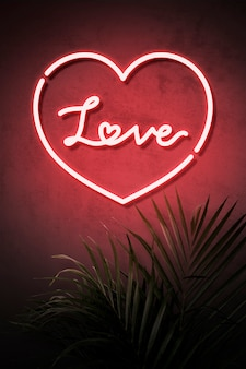 Amore al neon