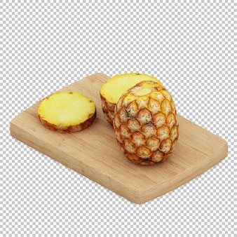 Ananas isometrici