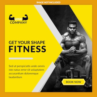Annunci di fitness