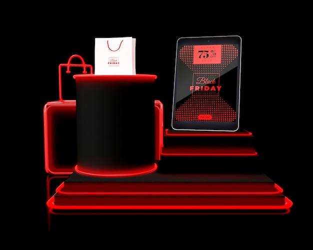 Aparatos electrónicos con precio especial el viernes negro