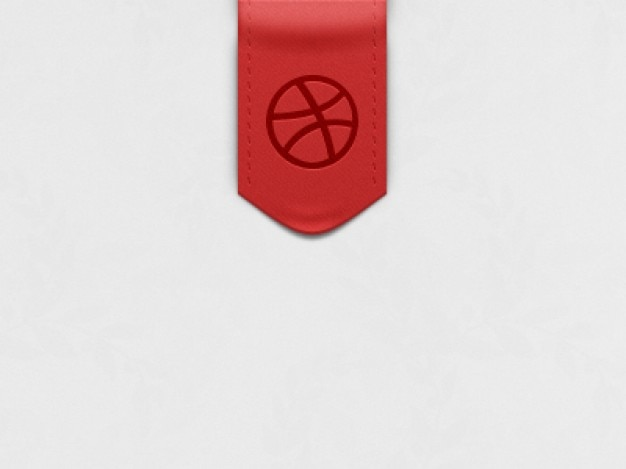 Atractiva cinta roja